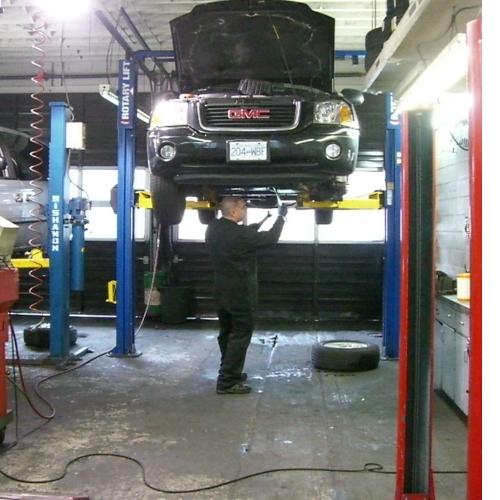 Vancouver Auto Repair Granville Island